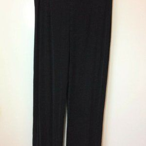 Chico's Travelers Black Stretchy Casual Pants 1